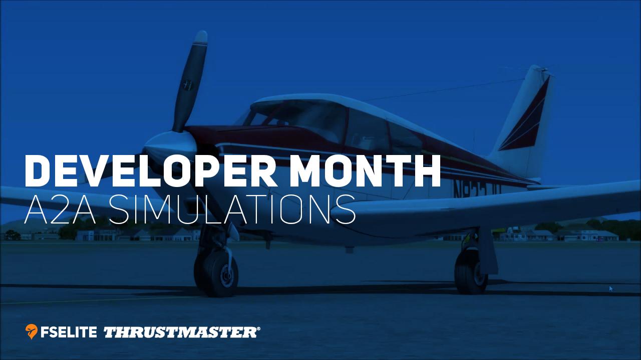 DEVELOPER Month A2a Simulations