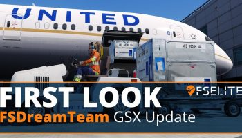FSDreamTeam GSX Update Feat. PBR The FSElite First Look