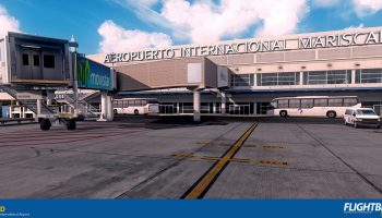 Flightbeam Quito Airport Fse 04