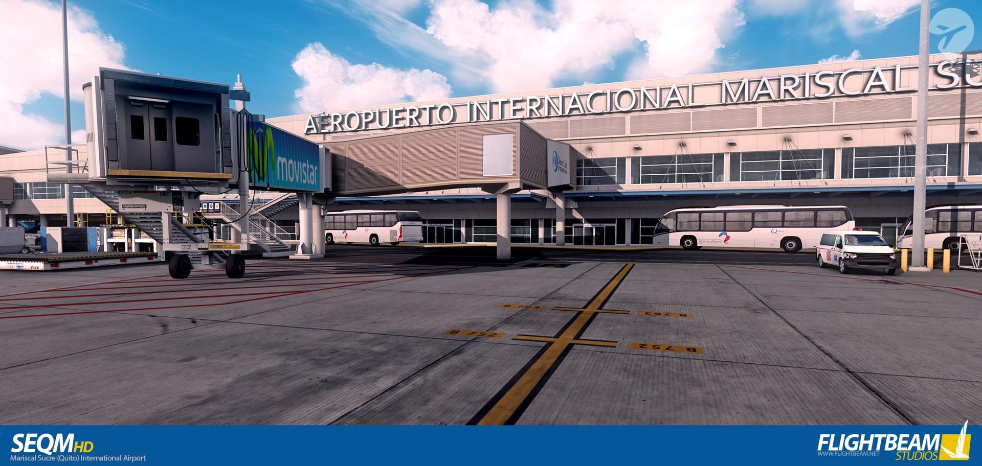 Flightbeam Quito Airport Fse 04