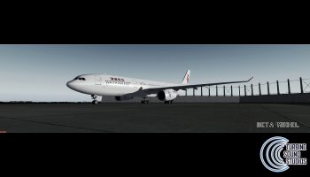 TSS Aerosoft A330 Sound Demo