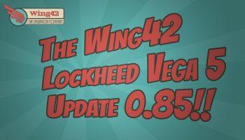 Trailer For Update 0.85 Lockheed Vega