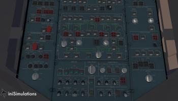 Inisimulations A380 Xplane 11 (4)