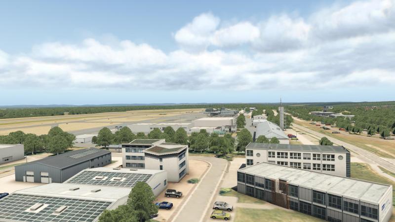 Paderborn Xp X Plane 11 2