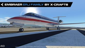 X Crafts Erj Family E135 E140 (1)