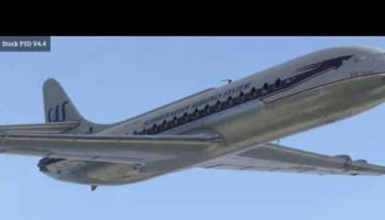 Aeroplane Heaven Sud Aviation Caravelle III For Prepar3D V4.4