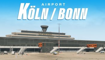 Airport KölnBonn – XPlane 11 Official Trailer Aerosoft