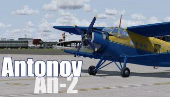 Antonov An 2 – Official Video
