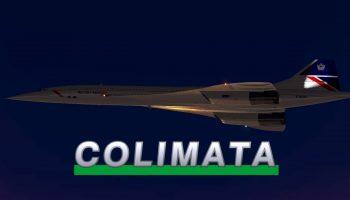 Colimata Concorde For X Plane 11 BETA V0.99