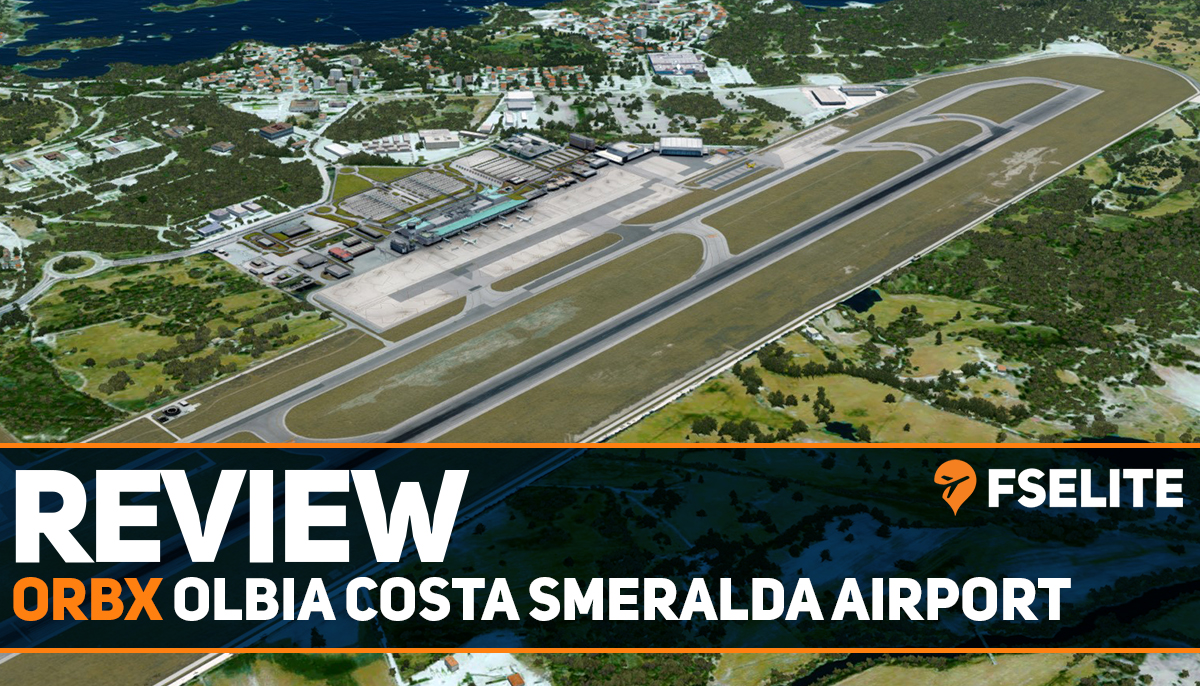 ORBX Olbia Review