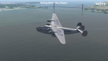 PILOT'S Boeing 314 Clipper Previewed FSElite1