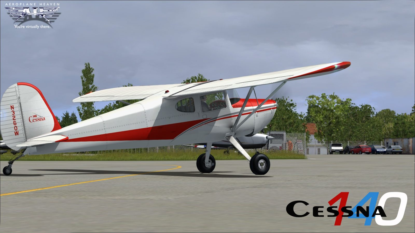 Cessna 140 – FSElite