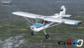 Aeroplane Heaven Cessna 140 (19)
