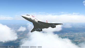 Fselite Colimata Concorde X Plane 11 17