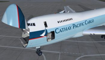 Just Flight 747 Classic Cargo (7)