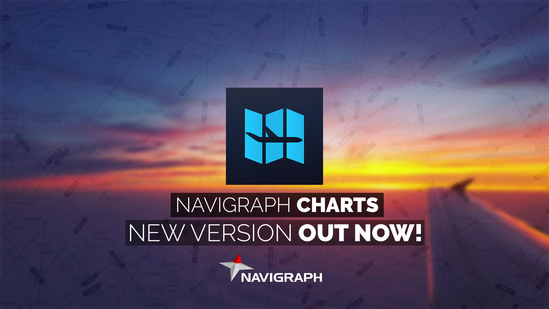 Navigraph Charts News