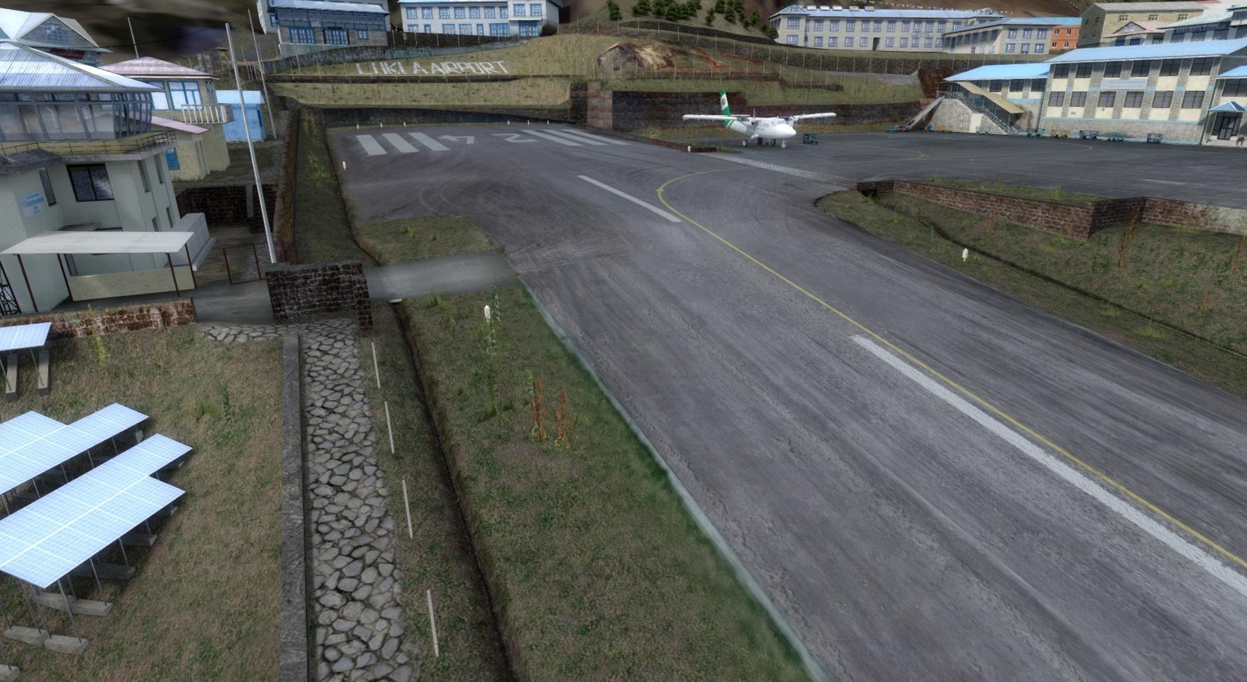Aerosoft Preview Lukla Extreme For P3D FSElite1