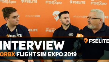 FSExpo 2019 Interview With Orbx