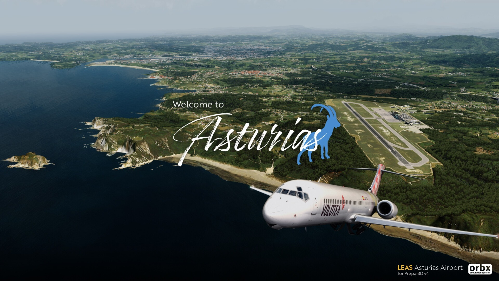 LEAS Asturias Orbx P3d