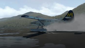 Milviz DHC 3T Turbo Otter Coming To X Plane FSElite7