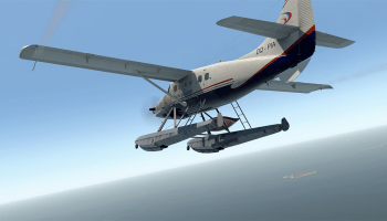 Milviz DHC 3T Turbo Otter Coming To X Plane FSElite8