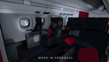 Aeroplane Heaven Feelthere Embraer P3d (2)