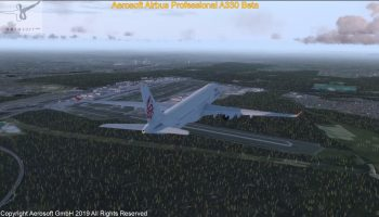 Aerosoft A330 Professional Video