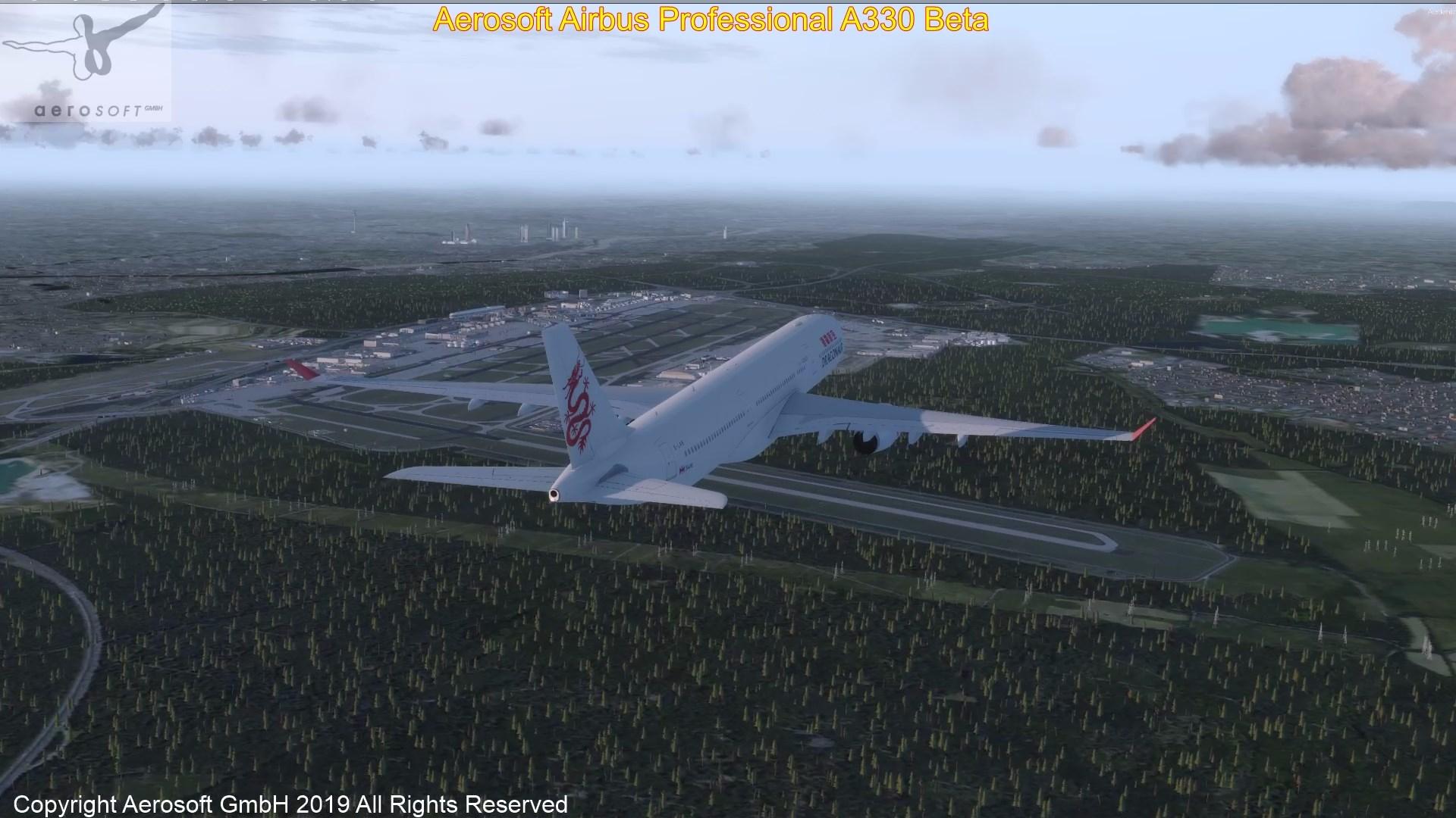 Aerosoft USA Shares Live Stream of A330 Professional – FSElite