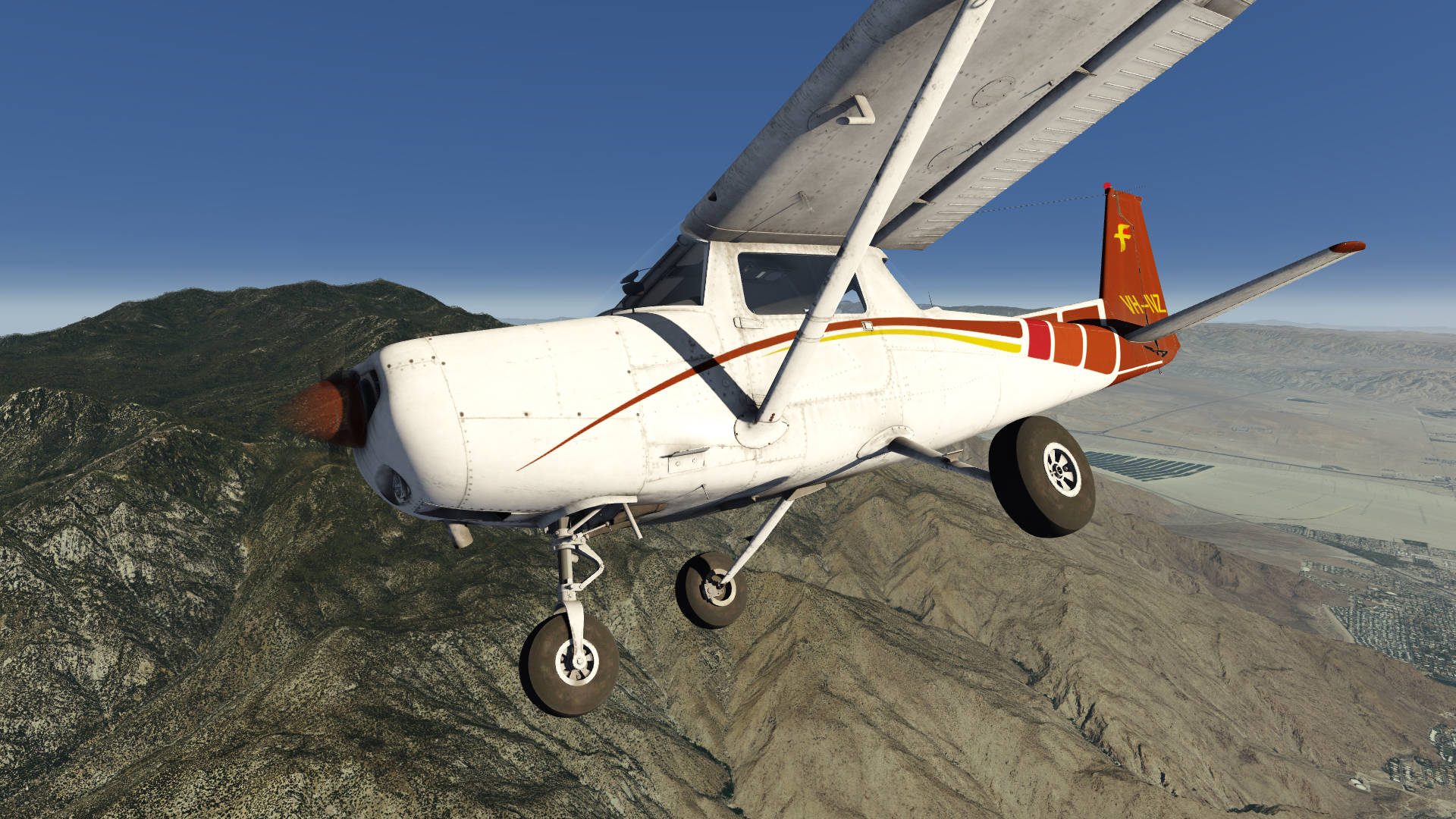 Just Flight Cessna 152 Aerofly Fs 2 4