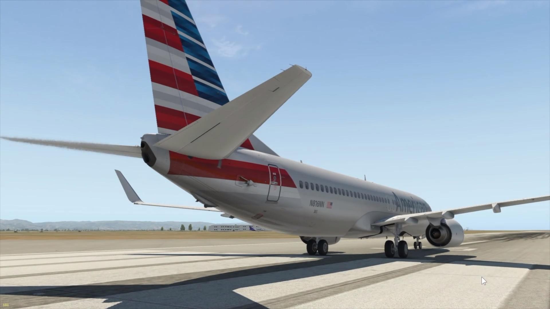 737 X Plane 11