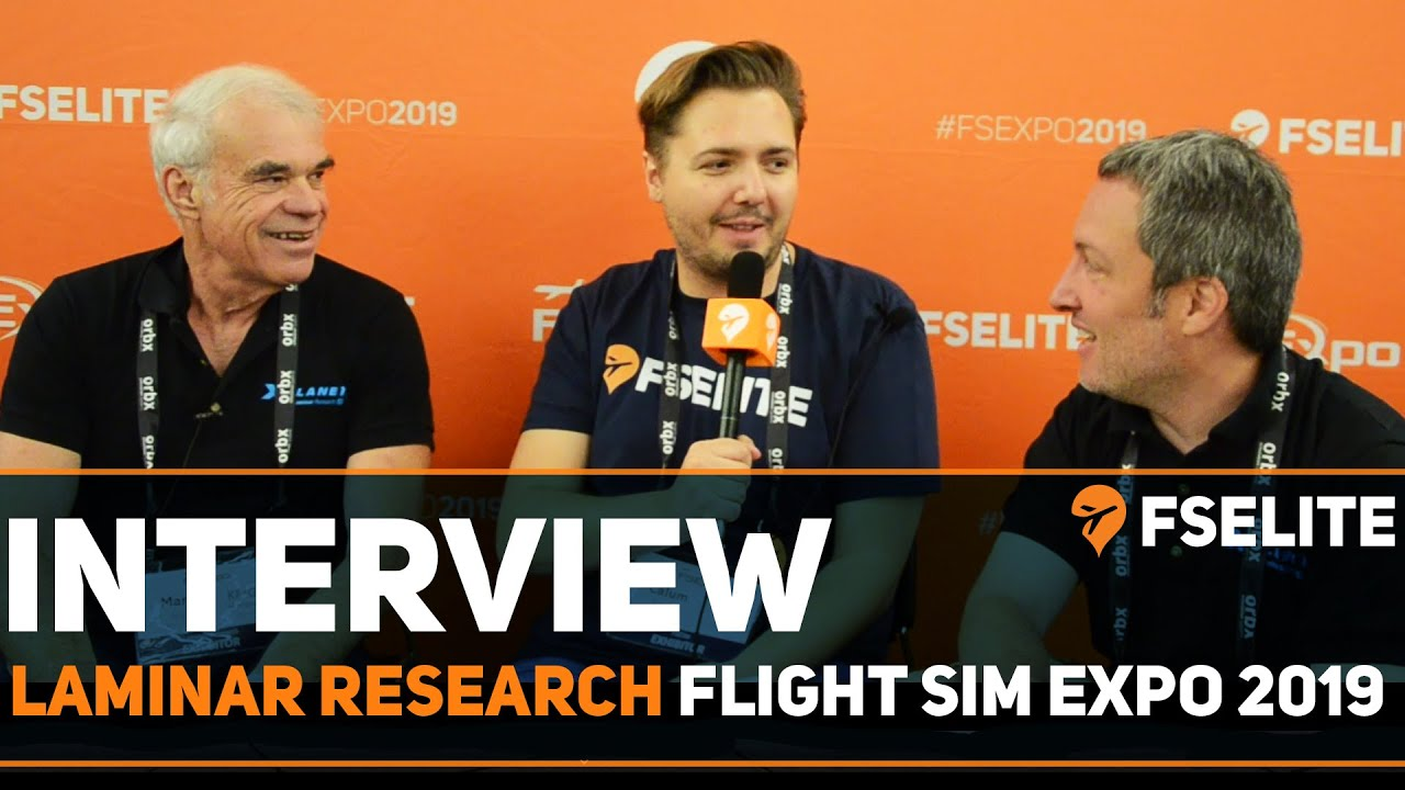 FSExpo 2019 Interview With Laminar Research