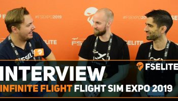 FSExpo 2019 Interview With Infinite Flight
