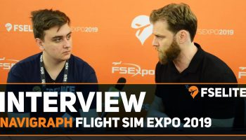 FSExpo 2019 Interview With Navigraph