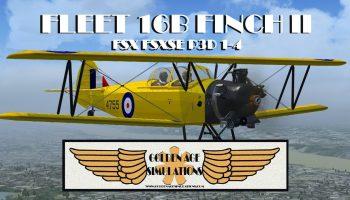 GAS Fleet 16B Finch II