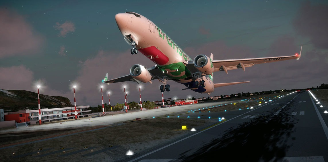 Fangzahn Aviation Studios Releases Zakynthos Airport Freeware on P3D
