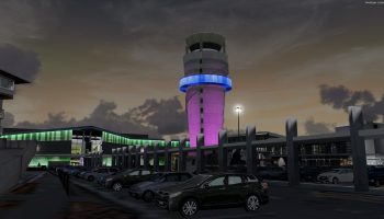 Christchurch Nzch Airport P3dv4 (8)