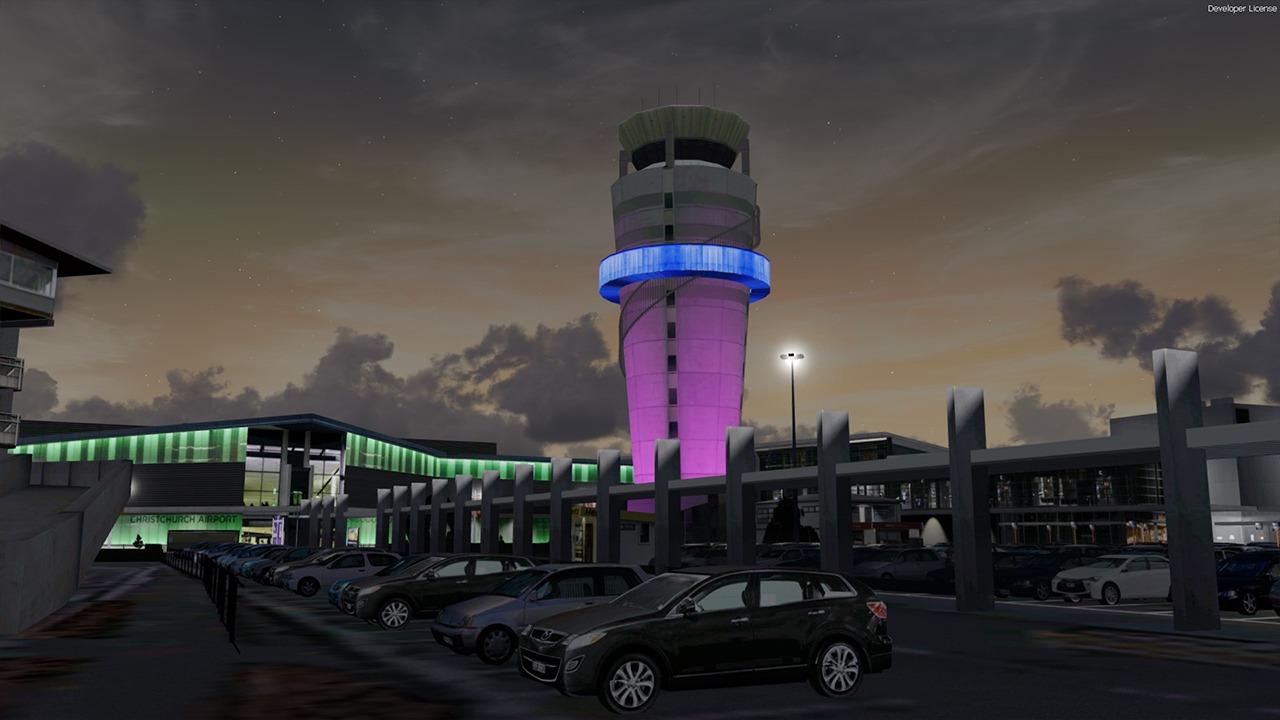 Christchurch Nzch Airport P3dv4 (8)