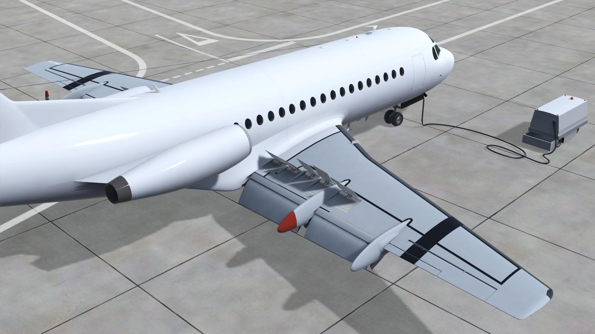 Just Flight Fokker F28 Fellowship (3)