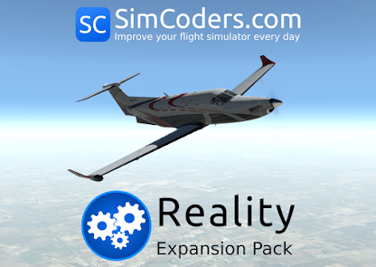 SimCoders Releases Reality Expansion Pack for Carenado PC12