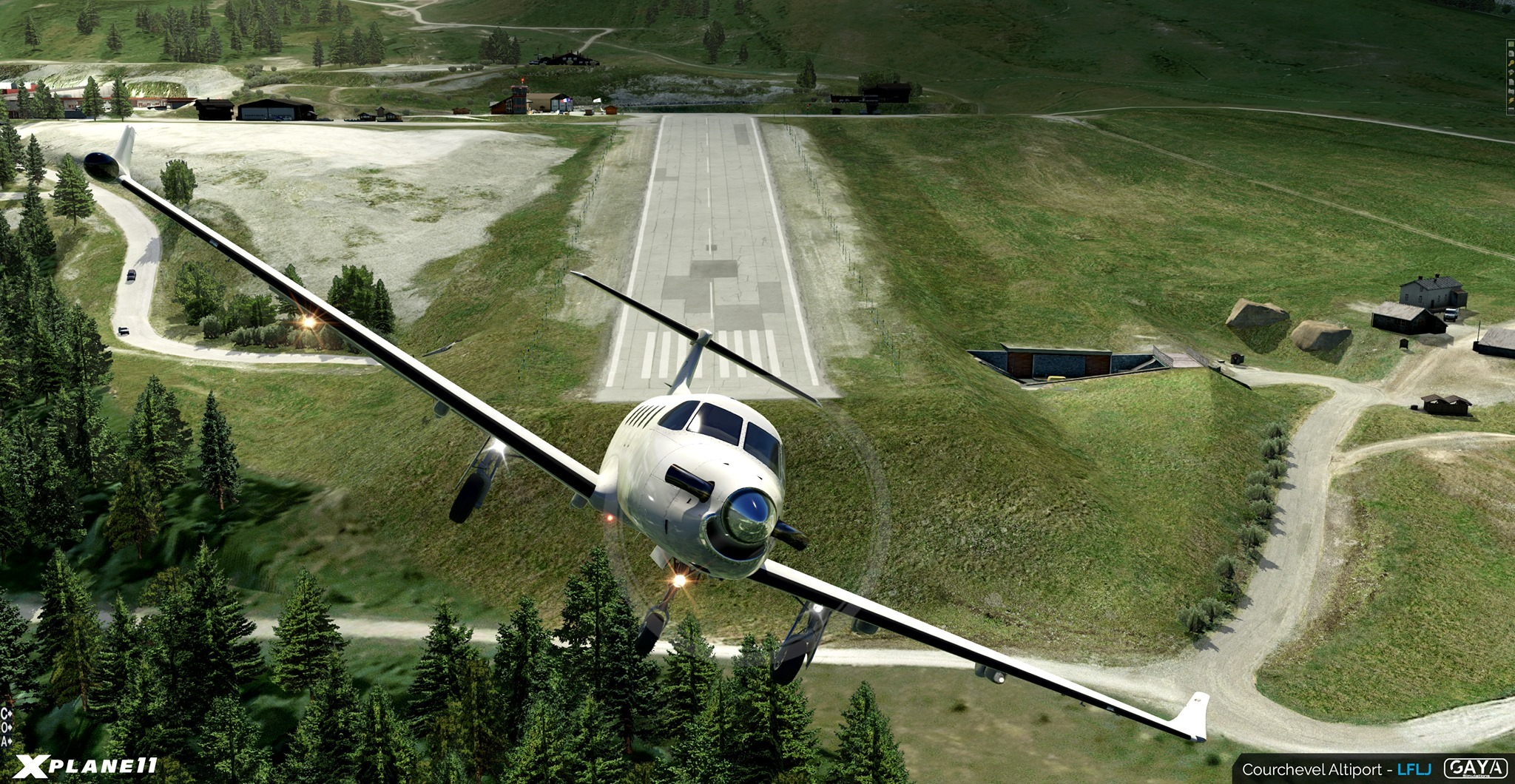 X Plane Regional