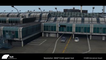 KORD Speed Test Resolution Sim 4K