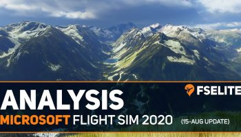 Microsoft Flight Simulator 2020 August 15th In Depth Analysis Fs2020