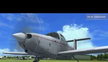 PA 38 Tomahawk For P3D FSX From Just Flight