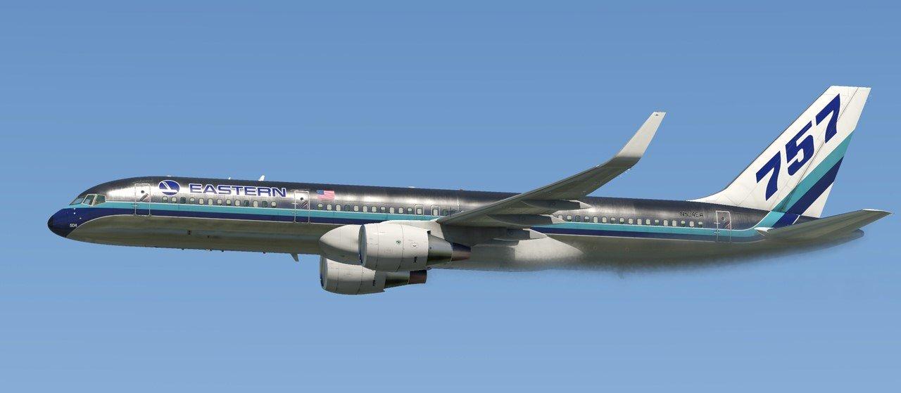 FlightFactor Shares 757 Model Improvement Renders – FSElite