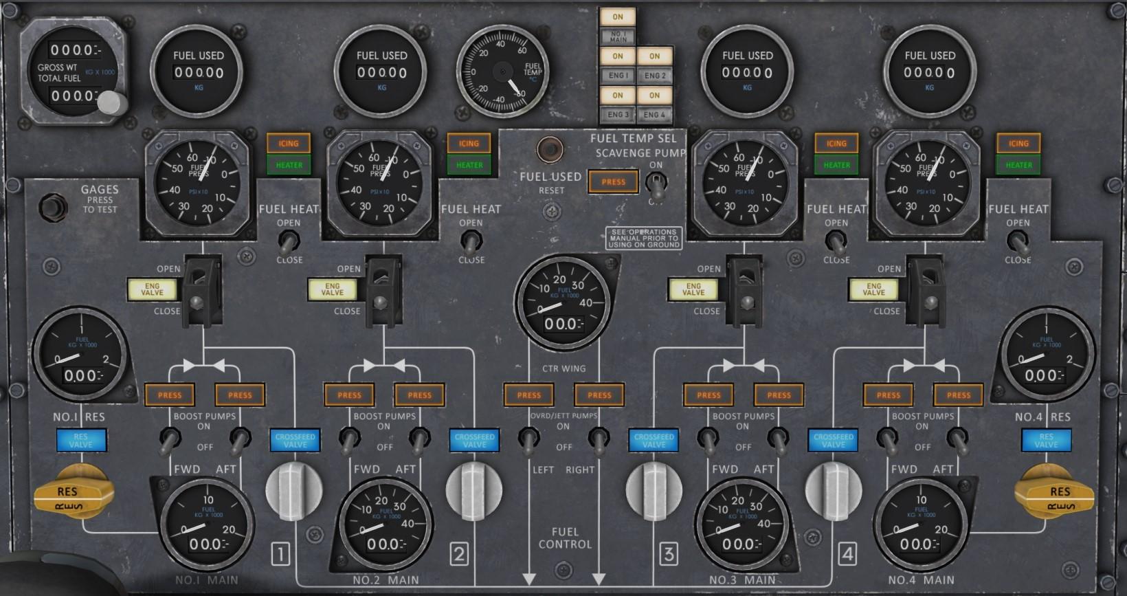Just Flight Instrument Panels (2)