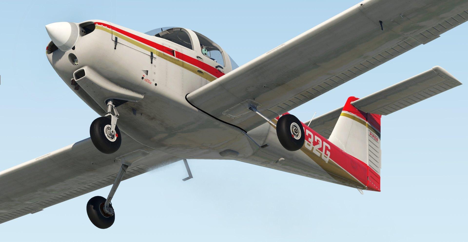 Just Flight Tomahawk Pa38 X Plane 11 (6)