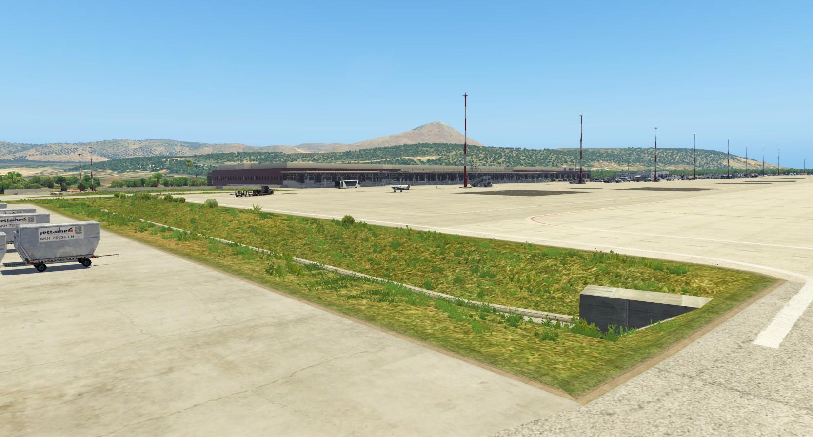 Justsim Chania Airport X Plane 11 (1)