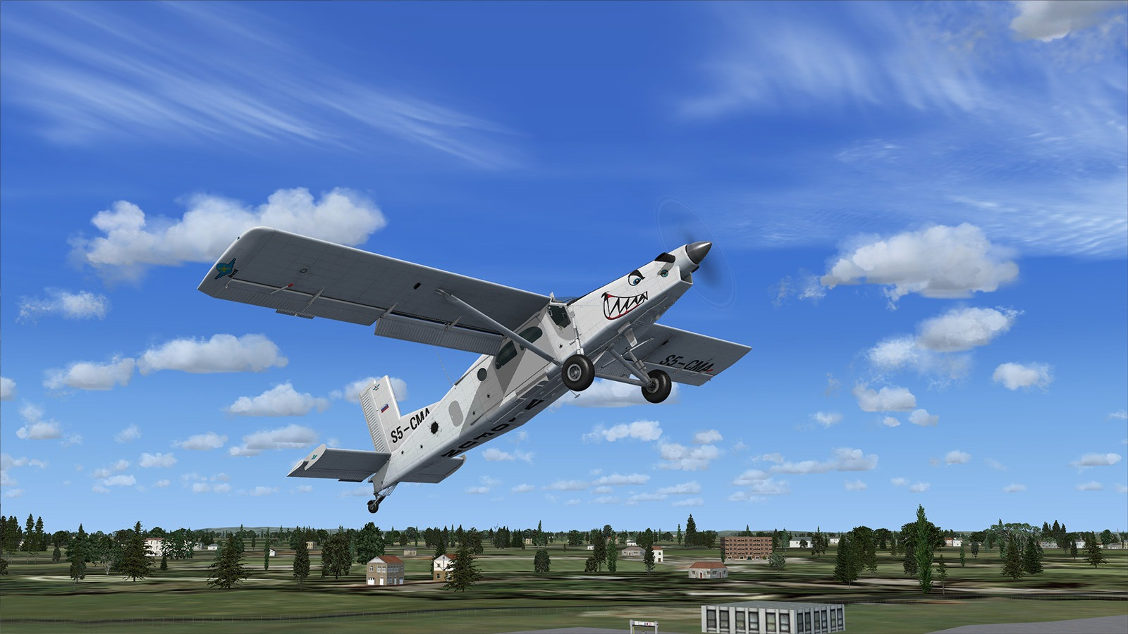 Milviz PC-6 Porter FSX: Steam Edition Previews – FSElite