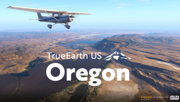 Orbx True Earth Oregon X Plane 11 (7)