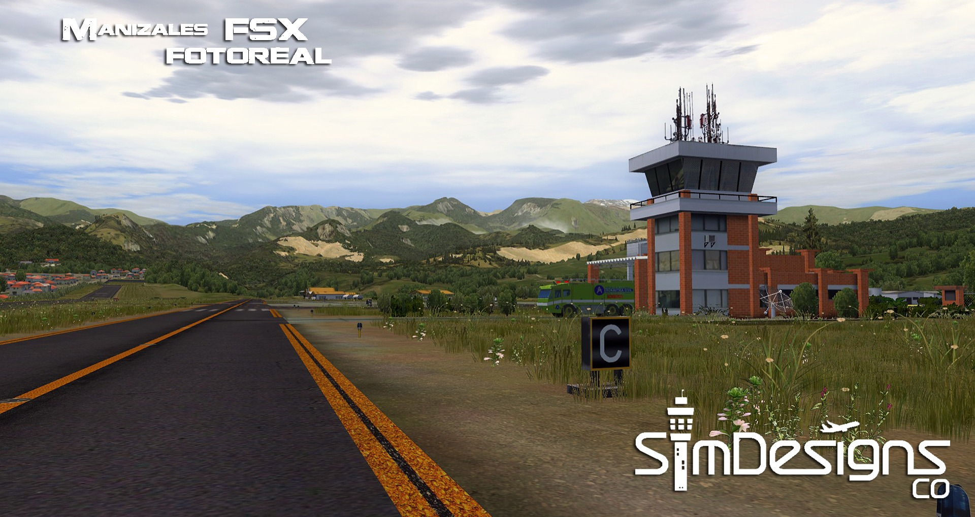 Simdesign Skmz La Nubia Airport (1)
